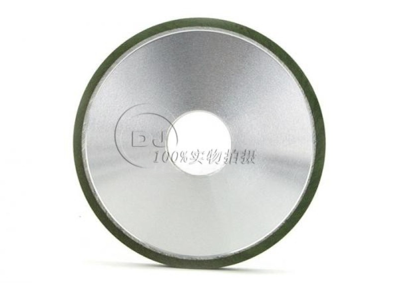 高浓度1A1平形金刚石树脂砂轮钨钢平面磨专用砂轮