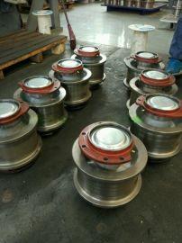 现货直销 欧式驱动装置直径140车轮组