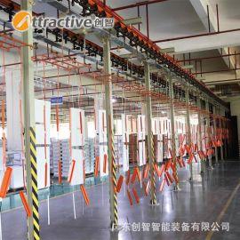 【广东创智】工业喷涂喷漆房 烤漆房 高温高固化房