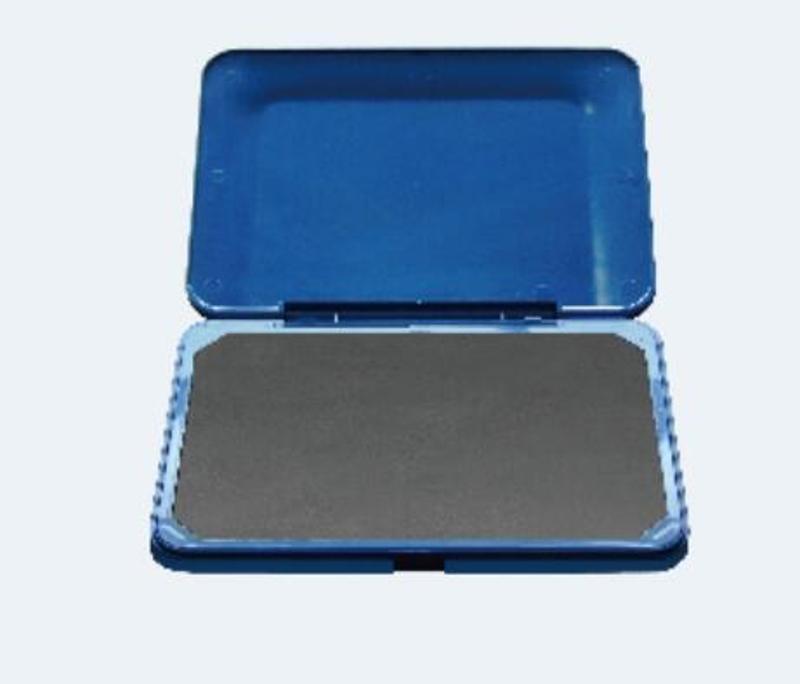 HF-III型特大号硬质储墨方塑掌纹捺印盒