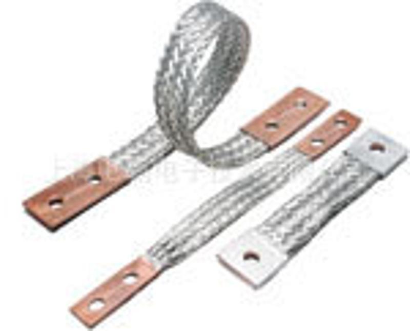 美国奔迪UL/CSA编织软铜导电带