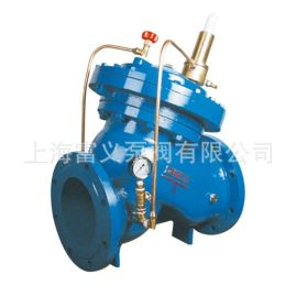 水泵控制阀  JD745X隔膜式多功能水泵控制阀 上海开维喜