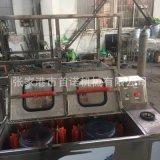 桶裝水刷桶機 刷桶拔蓋機 大桶洗桶機 自動蓋刷桶機