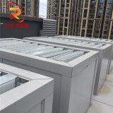 厂家定做小区楼顶空调机组吸音板 隔音屏障厂家直销