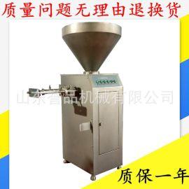 香肠气动扭结灌肠机誉品加工定制 火腿肠加工机器哪里有卖多少钱