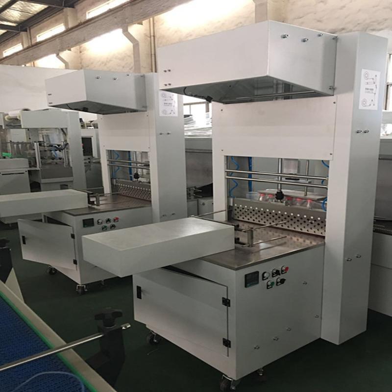 江蘇廠家包裝機 經濟實惠的半自動熱收縮包裝機 紙箱塑膜機