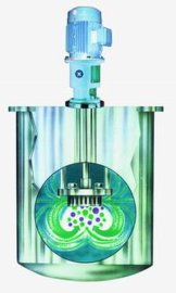 高剪切混合分散乳化设备(MBE-500系列)
