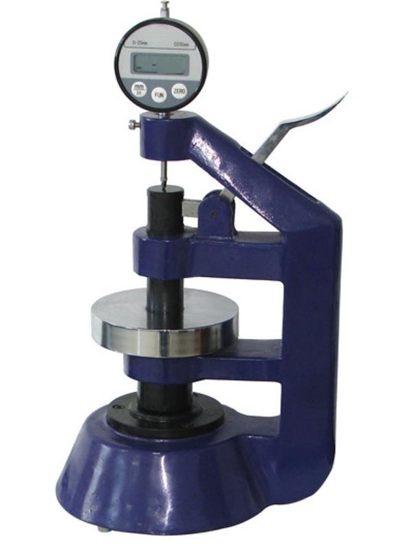 测厚仪 ZY-CH-2纸与纸板测厚仪 纸板厚度测定仪