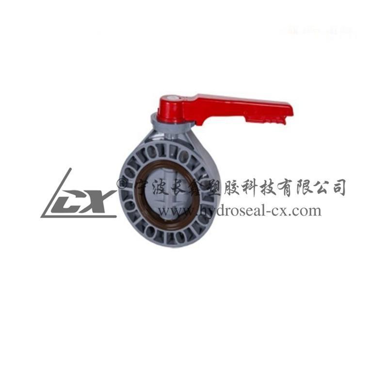上海CPVC蝶閥,上海CPVC手柄蝶閥,PVC-C蝶閥,CPVC化工蝶閥