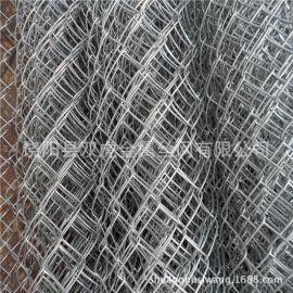廠價客土噴播鐵絲網 噴坡植草菱形勾花網 邊坡鍍鋅網