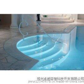山东游泳池水处理设备厂家、枣庄游泳馆循环设备
