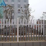 绿化带隔离护栏/PVC花坛围栏
