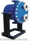 漲知識了!板殼式換熱器生產廠家介紹換熱原理