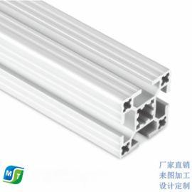 成都铝型材安防护罩 铝合金展示柜厂家直销