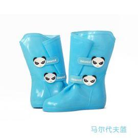中桶雨鞋、雨靴 PVC防水、防滑水鞋水靴