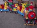 託馬斯軌道小火車 軌道小火車玩具 電動軌道小火車