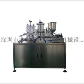 华翔 HX-1050A 全自动 超声波软管灌装封尾机