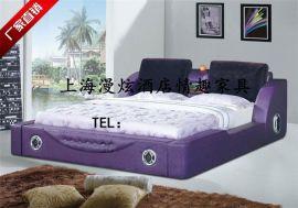 上海漫炫恒温水床生产厂家 ,电动床 ,酒店客房床