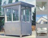 KLGT-302方型不锈钢收费岗亭 保安亭