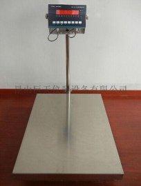 朗科防爆电子台秤 300kg500kg大台面防爆电子称 化工厂专用防爆电子台称