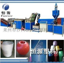 塑料扁丝拉丝机价格 产品供应 扁丝拉丝机厂家批发
