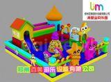 2016年新款儿童充气城堡空降新疆乌鲁木齐