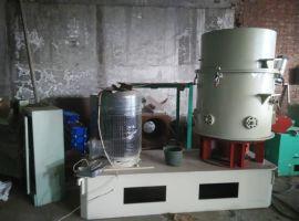 山东300L不锈钢锅体塑料薄膜团粒机