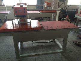衣服气动全自动热转印机大幅面平板烫画机