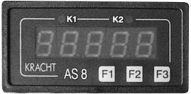 KRACHT仪表AS8-U-230现货