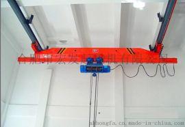 2吨手拉单梁悬挂起重机