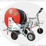 厂家供应JP50小型卷盘式喷灌设备 蔬菜幼苗喷灌设备 自动浇水设备
