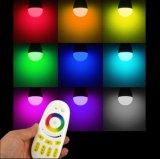 2.4GLED控制方案触摸RGBW遥控调光方案