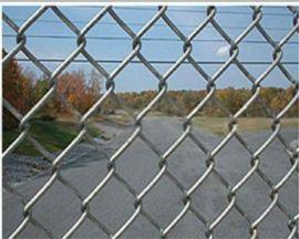 福建护栏用高镀锌勾花网-养殖鱼塘隔离镀锌围栏-护坡勾花网