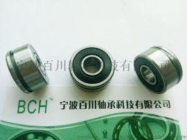 B8-74D带偏心槽(环) 汽车发电机轴承