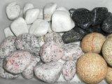 3-5厘米机制白色鹅卵石价格,白色鹅卵石生产厂家