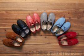 2016春季女鞋真皮休闲鞋单鞋女平跟平底鞋牛皮鞋