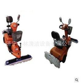 小林科技生产驾驶式XL-101尘推车