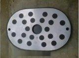 絞車制動器配件閘瓦 閘盤 橢圓帶孔型