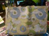 可摺疊 手提棉布購物袋 收納袋