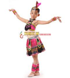 儿童民族服装定制行家