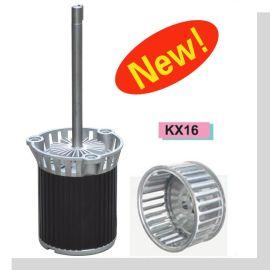 高温长轴马达劲拓KX16