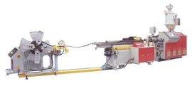 PA/PE/PP/PVC单壁/双壁波纹管高速生产线