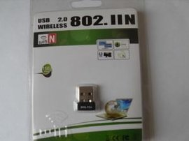 150M 迷你型USB无线网卡(功能型)