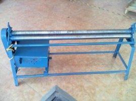 电动铁皮卷筒机