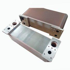 船用钎焊板式换热器 冷凝器