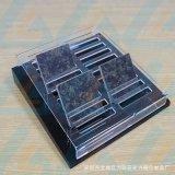 力馳廠家定制瓷磚樣板展架亞克力石磚色板大理石地磚展板亞克力
