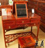 东营红木梳妆台,王义红木