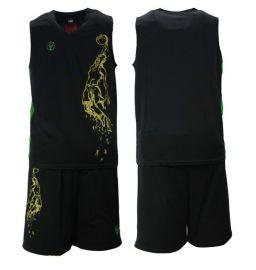 2015年新款嘉南JGD-6521舒适涤纶篮球服
