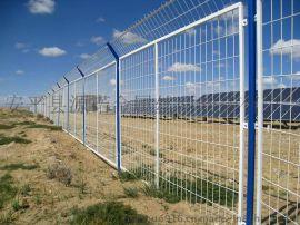 光伏区铁丝网围栏|光伏电站网围栏|光伏电站圈地围栏网