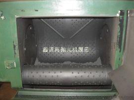 抛丸机履带价格|青岛橡胶履带厂|鑫黄海抛丸机履带